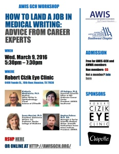 AWIS-GCH Medical writing workshop email (1)