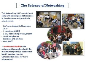 The Science of Networking