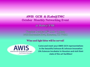 October Monthly Networking Event