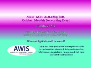 October Monthly NetworkingEvent