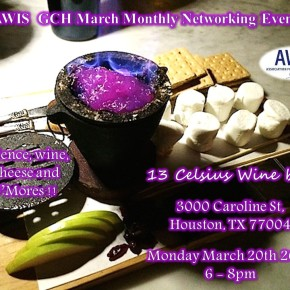 March Monthly Networking Event
