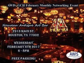 February Monthly Networking Event
