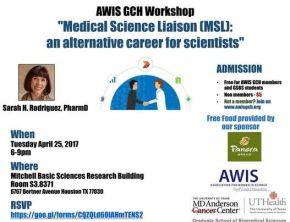 Video Update: Medical Science LiaisonWorkshop