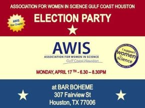 Election Party and April Monthly NetworkingEvent