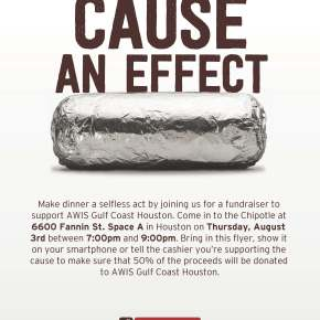 Cause An Effect: Fundraiser with Chipotle