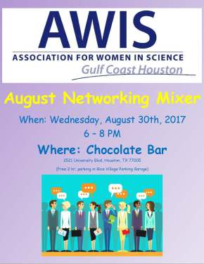 August Monthly Networking Event