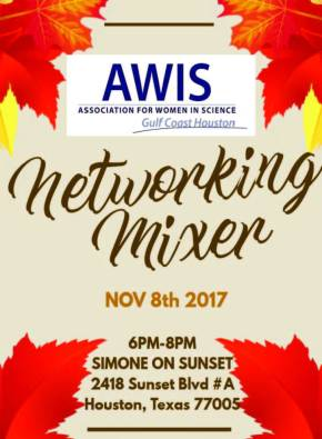 November Monthly Networking Event