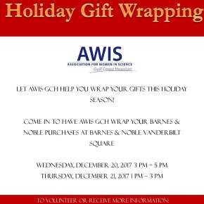 Holiday Gift Wrapping at Barnes and Noble!
