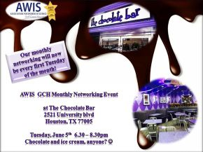 AWIS GCH June Networking Event