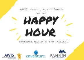 Networking with Enventure and Fannin Innovation Studio!