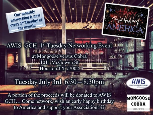 July 2018 Networking