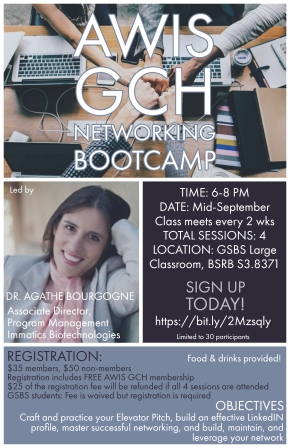 Networking Bootcamp Fall 2018