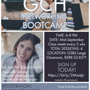 Networking Bootcamp Fall2018
