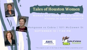 Tales of Houston Women: Making History in CancerResearch
