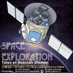 Tales of Houston Women: Space Exploration