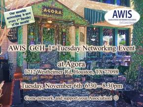 1st Tuesday Networking Event!