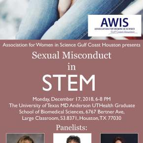 Sexual Misconduct in STEM