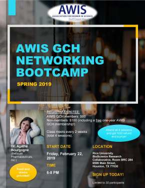 Networking Boot Camp Spring 2019