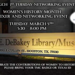 1st Tuesday NetworkingEvent