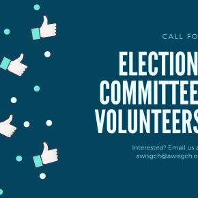 Call for Volunteers: Election Committee