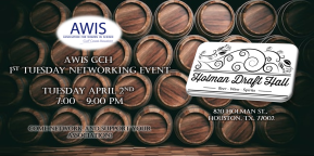 1st Tuesday Networking Event