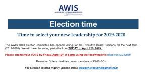 Executive Board 2019-2020 VotingOpen