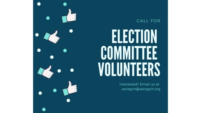 Election Committee Volunteers
