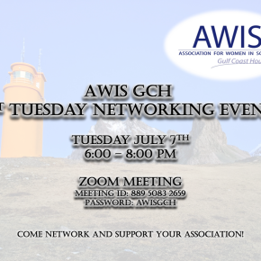 AWIS GCH 1st Tuesday Virtual Networking