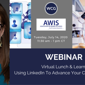 AWIS GCH Virtual Lunch & Learn Webinar – Using LinkedIn to Advance Your Career in STEM