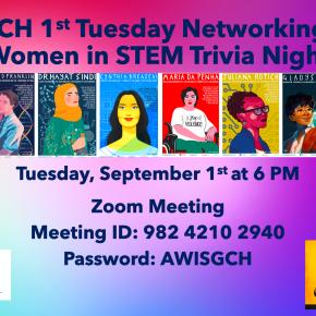 September Networking: Women in STEM TriviaNight!