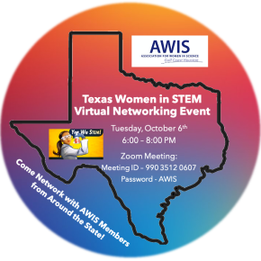 Texas Women in STEM Virtual Networking Event